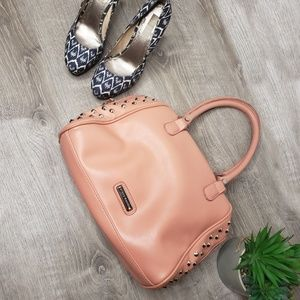 Steve madden dusty rose coral colored purse